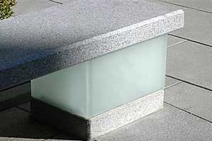 architectural cast glass blocks